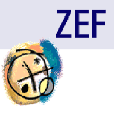 ZEF logo