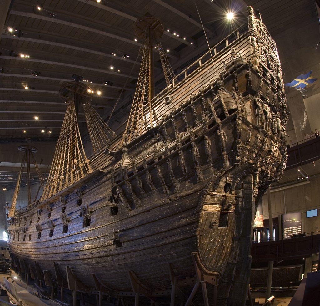 Photo: Karolina Kristensson, the Swedish National Maritime Museums.